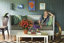 Cindy Sherman's country house