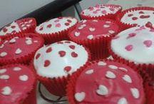 Cupcakes e bolos / Cupcakes e bolos