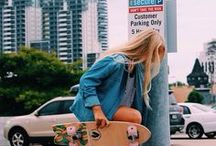 SKATEBOARDS & SURFBOARDS
