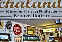 Museum für saarländische Brauereikultur - Schalander / http://www.schalander.saarland/Startseite/ 66571 Wiesbach / Mangelhausen  Heusweilerstraße 49 Tel: 0152 33500961