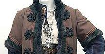 Magic fashion / Durmstrang inspired fashion