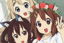 Tsumugi - K-on! / A garotinha mais linda do mundo dos animes!