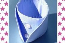 Polsi / Questi sono alcuni esempi dei polsi che realizziamo per le nostre camicie,a seconda dell' utilizzo che questa camicia avra' che sia sportiva,elegante ,da cerimonia ecc.