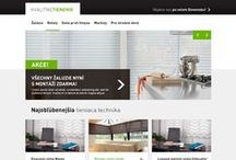 Portfolio / My webdesign portfolio.