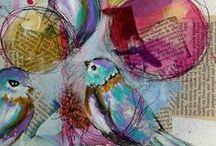 Mixed Media / by Tracy (Tandy) Anderson