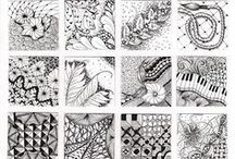 Zentangles & Doodles / by Tracy (Tandy) Anderson