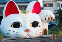 Maneki Neko / The greeting cat
