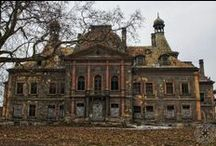 Abandoned / Abandoned houses, buildings, cars, etc. / by Tracy (Tandy) Anderson