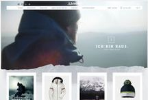 Webdesign / websites, responsive design