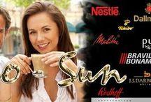 Gastro-Sun Kaffee Shop / Spitzen Kaffee, Tee, Spirituosen der Extraklasse Lavazza Kaffee, Davidoff Kaffeebohnen