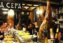 Spanje ❤️ Tapas / San Sebastián, Barcelona, Sevilla, Malaga. Waar kan je de aller lekkerste tapas vinden. Mooiste wijnen en gezelligste terrassen