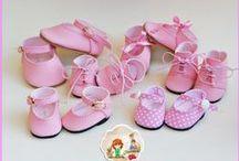 Zapatos / Para Nancy y mas muñecas