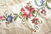 Embroidery crafts / Fashion & Decoration  (Broderi)