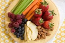 Healthy snacks and meals for your family / by Rutilia Bautista