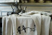 Birds flying high / Birds in home decor
