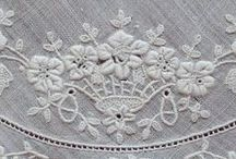 Lace / fashion & decoration