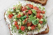Healthy Breakfast, Lunch and dinner ideas