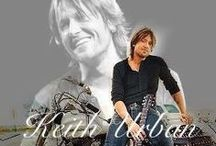 Keith Urban / A board dedicated to one of the greatest singers and greatest people on earth / by Megan Ashleigh