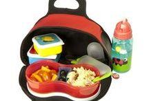 Zapakuj na wynos / Gadżety dzięki którym możemy wygodnie i estetycznie zapakować dziecku posiłek.