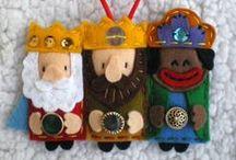 Reyes magos / para los Reyes