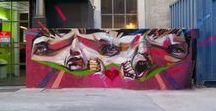 Mr. Trazo / Pintura Mural, Mural Paint, Muralismo Contemporaneo, Muralism, Graffiti, Street Art, Arte Urbano