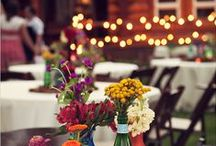 My first wedding ever / Ideas para el gran dia