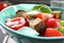 Low Carb Salate, Soße und Dips-Rezepte von Happy Carb / Low Carb Salate, Dressing, Soßen, Dips-Rezepte von happycarb.de