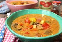 Low Carb Suppen und Eintöpfe Rezepte von Happy Carb / Low Carb Suppen und Eintöpfe Rezepte von happycarb.de