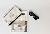 Modern Chic Lifestyle Necessities / Classy Necessities