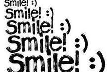 smile without a reason why