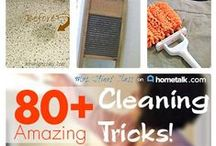 Clean Up Tips & Tricks