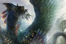 myth | Legendary Creatures