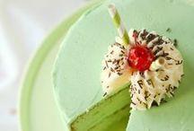 cakes, bakes, desserts