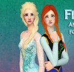Sims Disney