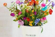 Bloemen  / Tulpen en andere super leuke gezellige paas bloemen