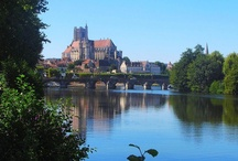 AUXERRE et ses environs / Yonne in Bourgogne - Very nice place !