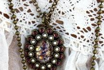 stitchin whorld and setting stones / by liv hobbs