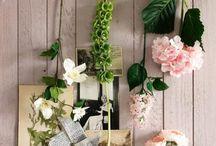 A beautiful brides board .......... Willow & Company / Joanna Jadrijevich.