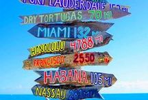 Travel Destinations / Places I'd love to see <3