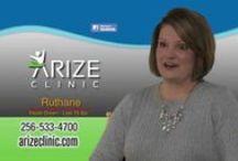 Weight Loss Testimonial Videos / Success stories and weight loss testimonials from Arize Clinic.