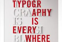 Logo & Typo / Are you into typography and logos and stuff? We are. #logo #logodesign #typography #typo