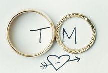 W rings / Wedding rings ideas