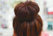 Getting Your Hair Did / Fun Hair Styles