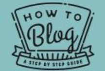 DIY - Blogging / Blogging tips and tricks!