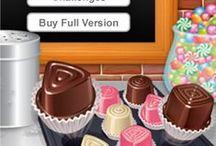 App Design / I design digital apps for iPhone, iPad, Android, Flash, Web, LeapFrog & Smartboard.