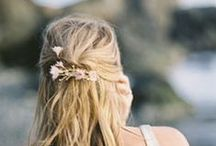 Half_up hairstyles