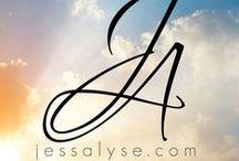 Author Jessica Alyse / j e s s a l y s e . c o m