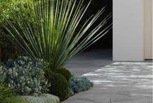 Garden / I like good design in the garden too!