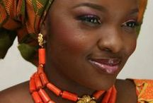 Plus size - african style