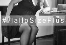 #HalloSizePlus / #HalloSizePlus - Plus size bloggers and brands from Poland social action.